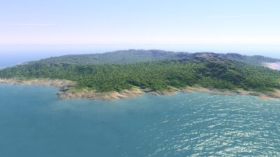 Across - The Rocky Island