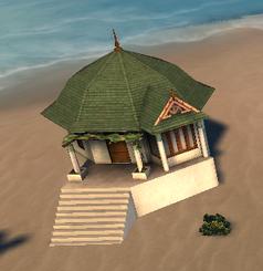 Beach skilled