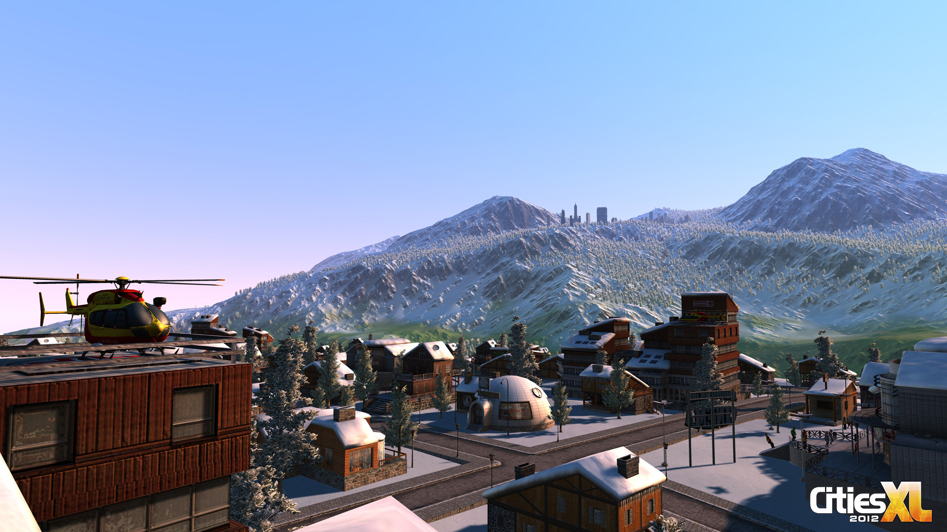 Mountain Buildings Pack Cities XL Wiki FANDOM Powered By Wikia - New york map cities xl