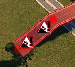 Bridge warn