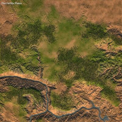 Overhead - The Fertile Plains