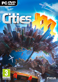 Cities XXL box art