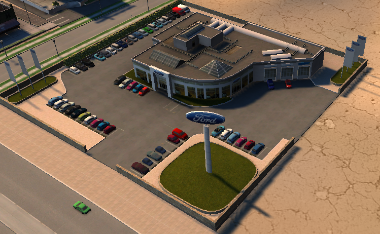 & Ford car dealership | Cities XL Wiki | FANDOM powered by Wikia markmcfarlin.com