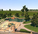 Big Park for Avatars