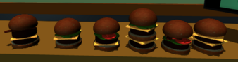 All Burgers