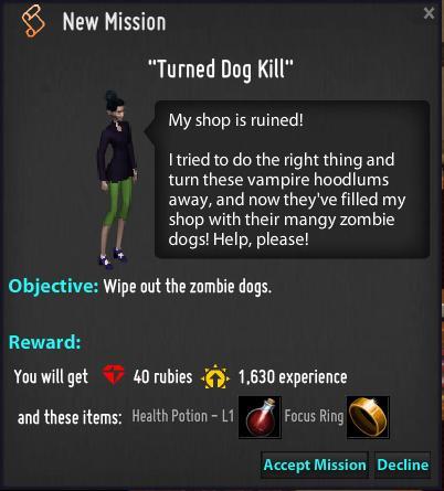 Turned Dog Kill