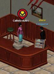 Merchant callista