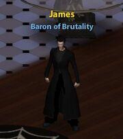 Baron of brutality