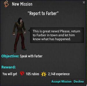 ReporttoFarber