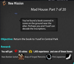 Mad House Part 7