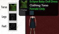 ElipseBabyDollDress