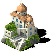 Stathatos Mansion-SW