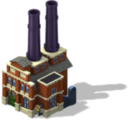 Cityville Steam Factory2