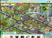 CityVille on Facebook
