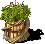 Troll Tree House-SW