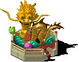 Dragon Statue 2-SE