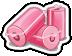 Cutecuts pinkcurlers