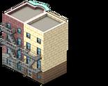 Terraced Brownstone-NE
