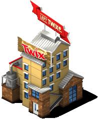 Left TWIX-SW
