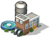 Water Purification Plant-SW
