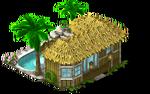 Polynesian Pool House-SE