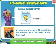Place museum complete