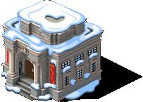 Museum snow