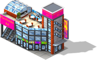Mall Level 3-SW