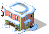 Tavern snow