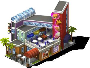 Food Court 3-SE