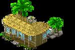 Polynesian Pool House-SW