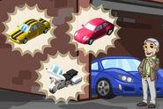 Announce cars2 B