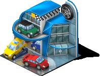 Custom Car Shop-SW