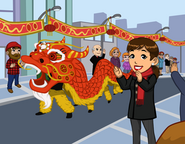 Announce chinesenewyeardragonfestival