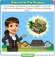 Announce Theater in the Bamboo
