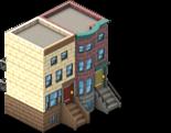 Terraced Brownstone-SE