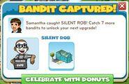 Bandit captured Silent rob! 1