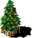 Holiday Tree 2 Level 4-SE