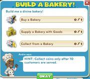 Build a Bakery