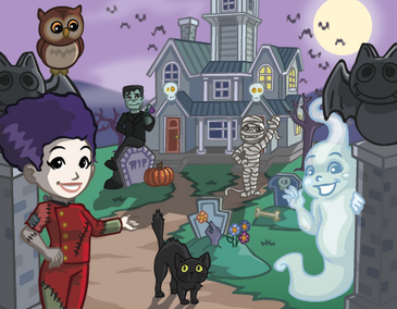 Announce halloween