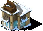 Furniture Store snow