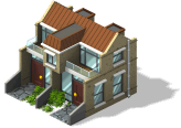 Duplex House-SW