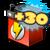 IconBattery 30