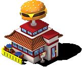 Burger Joint Level 2-SE