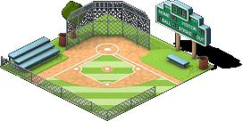 Baseball Field-SW