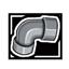 Elbow Pipe-icon