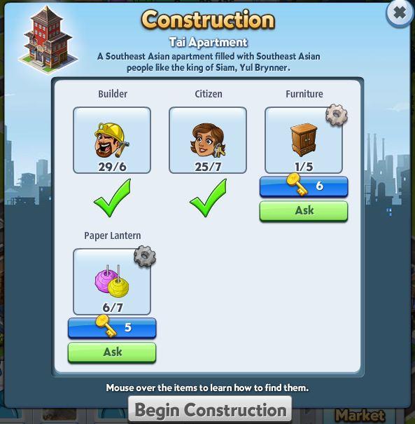 Tai apartment construction