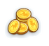 50000 Coins
