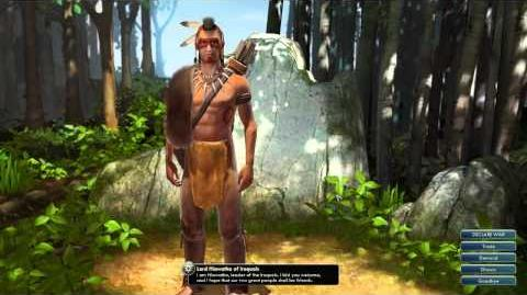 Civilization V OST - Hiawatha Peace Theme - Ho, Ho, Watanay
