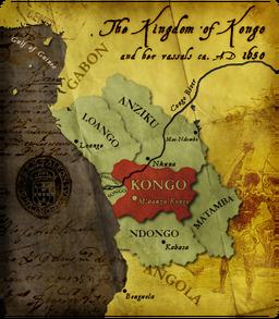 Kongo Mod Map